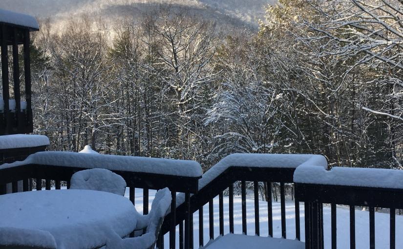 Blogging from Manhattan to the Catskills andBack